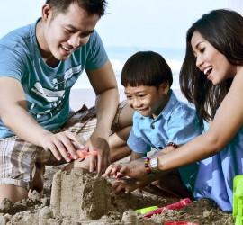Beach Bali Kids