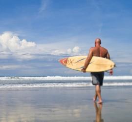 Anantara - surf in bali