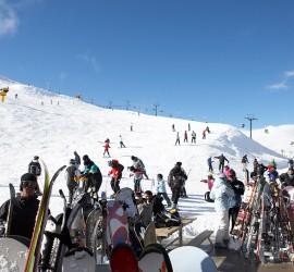 Ski in Queenstown, New Zealand