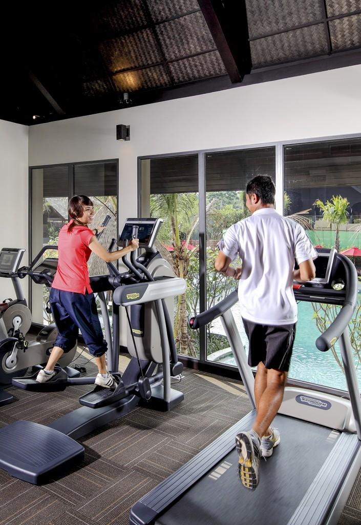 Anantara Vacation Club Phuket Gym