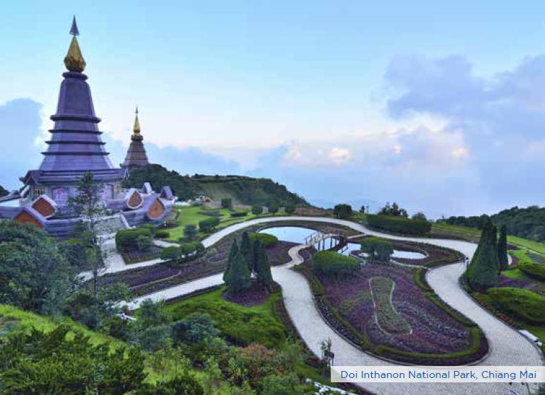 National Park, Chiang Mai