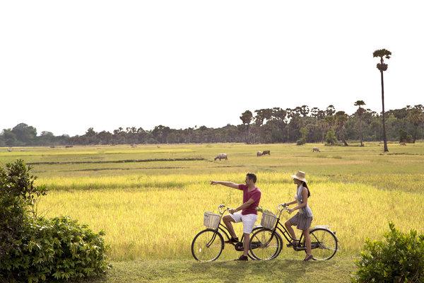 Siem Reap Bike Tour