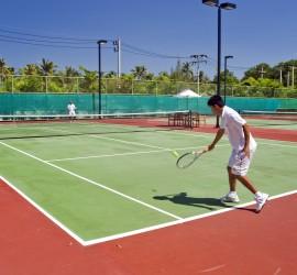 Tennis Court - Anantara Vacation Club Phuket