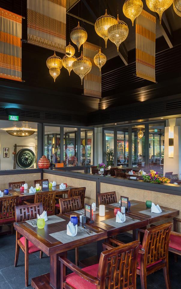 Chaam Restaurant at Anantara Vacation Club Phuket Mai Khao