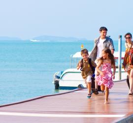 家庭旅游最佳选择:住公寓还是住酒店?