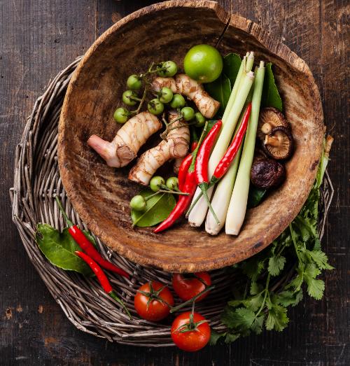泰国素食节,体验5道素餐