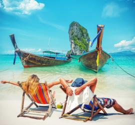 2016年亚洲顶级度假目的地