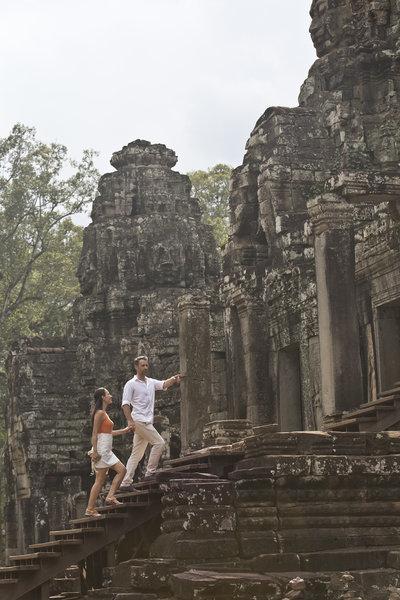 Angkor Temple Excursion