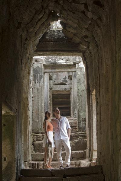 Go beyond Angkor Wat