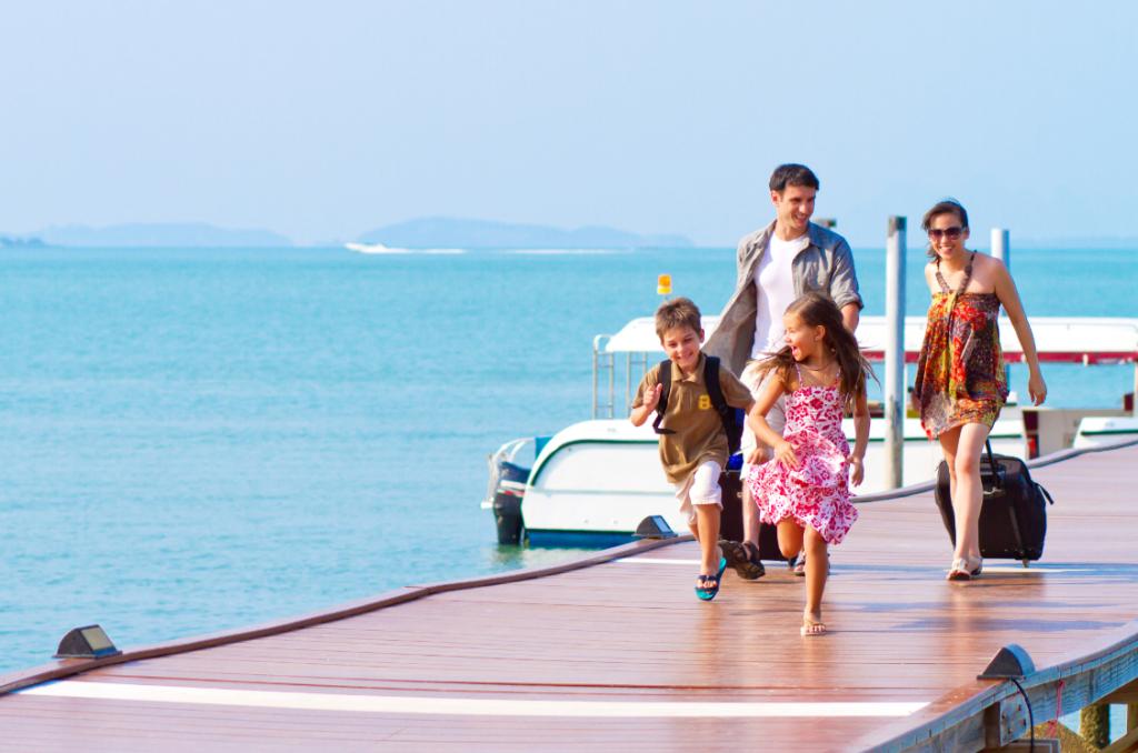 ในการเดินทางกับครอบครัว ควรพักที่ไหนดีกว่ากันระหว่างโรงแรมหรืออพาร์ทเม้นท์?