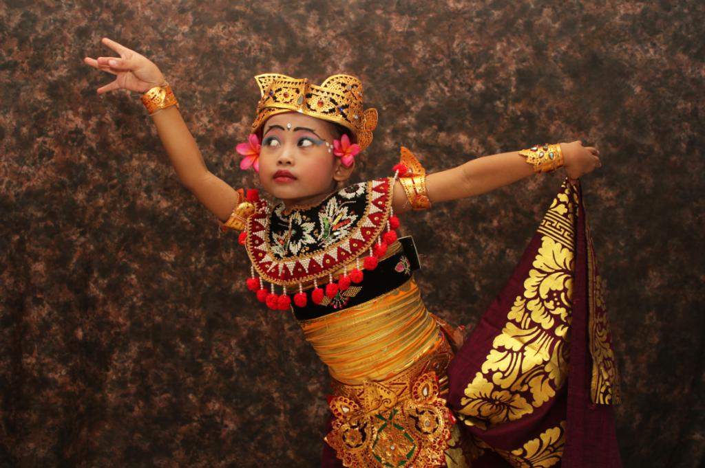 Bali - barong dance